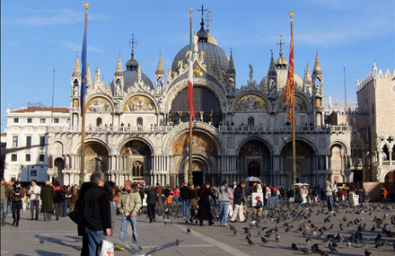 praça são marcos - piazza san marco